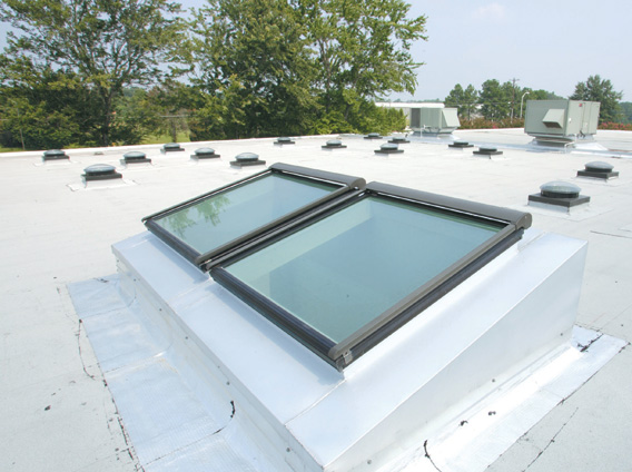 Velux Commercial Skylights