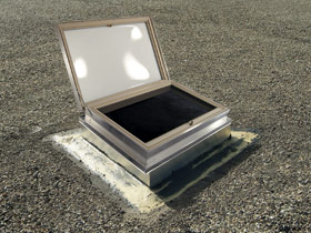 CVA - Commercial Venting Skylight - Roof Hatch