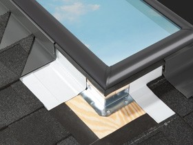 EDL C08 Step Flashing Kit for Shingle/Asphalt Roofs