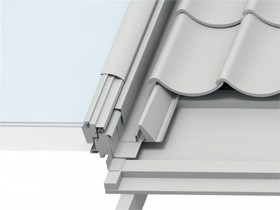 EDW P19 - Tile Roof Flashing Kit for GDL Cabrio