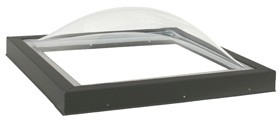 "CG2 2549 - Maintenance Free Commercial Curb Mounted Skylights - 22 1/2"" x 46 1/2"""