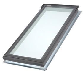 FS C06 - VELUX Fixed Deck Mount Skylight - 21&quot; x 45 3/4&quot;