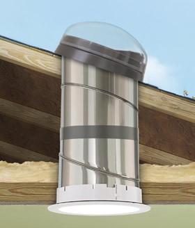 tgr 10 in velux sun tunnel skylight. Black Bedroom Furniture Sets. Home Design Ideas