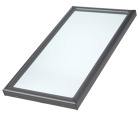 fcm 3046 velux fixed curb mount skylight. Black Bedroom Furniture Sets. Home Design Ideas