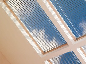 PAL P04 - Manual Venetian Bottom Blinds for GDL Cabrio