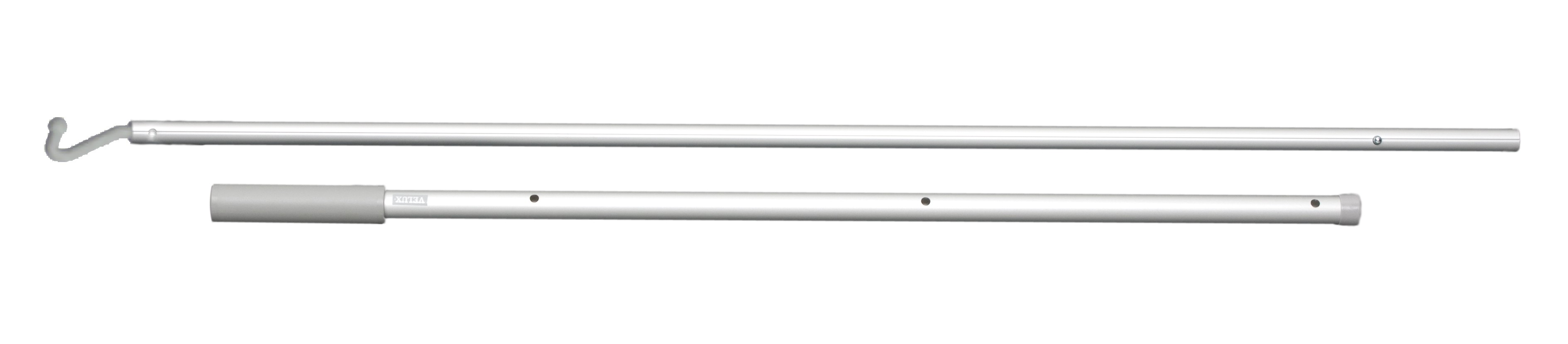 """ZXT 200 - """"7 Hook"""" Rod for New Manual Blinds"""