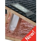 TLR 014 - VELUX Rigid Glass Lens SUN TUNNEL™ - 14 inch