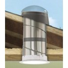 TMR 010 - VELUX Rigid Pitched SUN TUNNEL - 10 inch