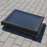 Velux Curb Mount Glass Skylight Replacements and Installations