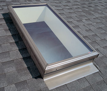 Skylight replacement glass