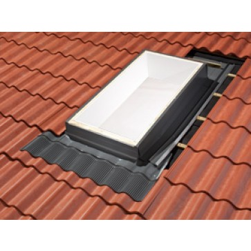 ECW 3030- Tile Roof Flashing Kit for Curb Mount Skylights size 3030