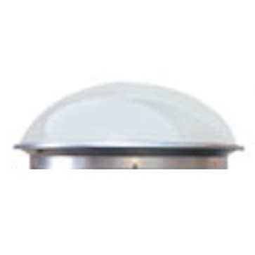Dome for Natural Light 18 inch Tubular Skylight