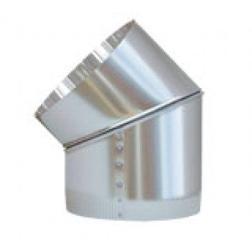 "Adjustable Elbow for 10"" Natural Light Tubular Skylight"