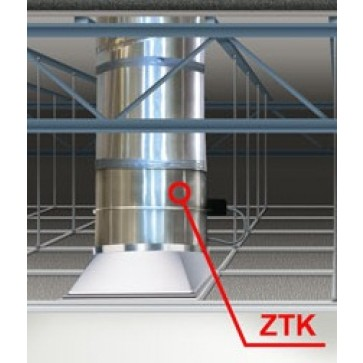 TCR ZTK - Daylight Controller For Velux Commercial Sun Tunnel Skylight