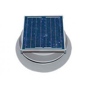 24 Watt Solar Attic Fan by Natural Light