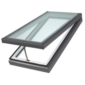 "VCE 2222 - VELUX Electric Fresh Air Venting Curb Mount Skylight - 22 1/2"" x 22 1/2"""