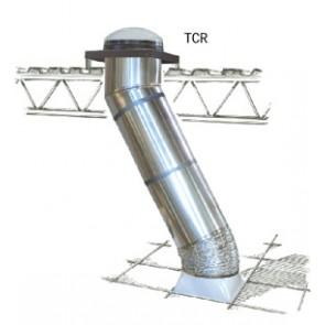 "TCR 65Q1 - Self Flashing Kit For Velux Commercial Sun Tunnel Skylight 8"" HT"
