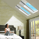 Skylight velux discount skylights sun tunnel solar tube Velux sun tunnel installation instructions