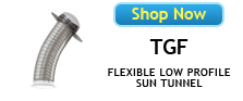Velux TGF Flexible Low Profile Sun Tunnel Tubular Skylights Available at SkylightGuys.com