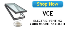 Velux VCE No Leak Curb Mounted Skylights Available at Best Skylights.com